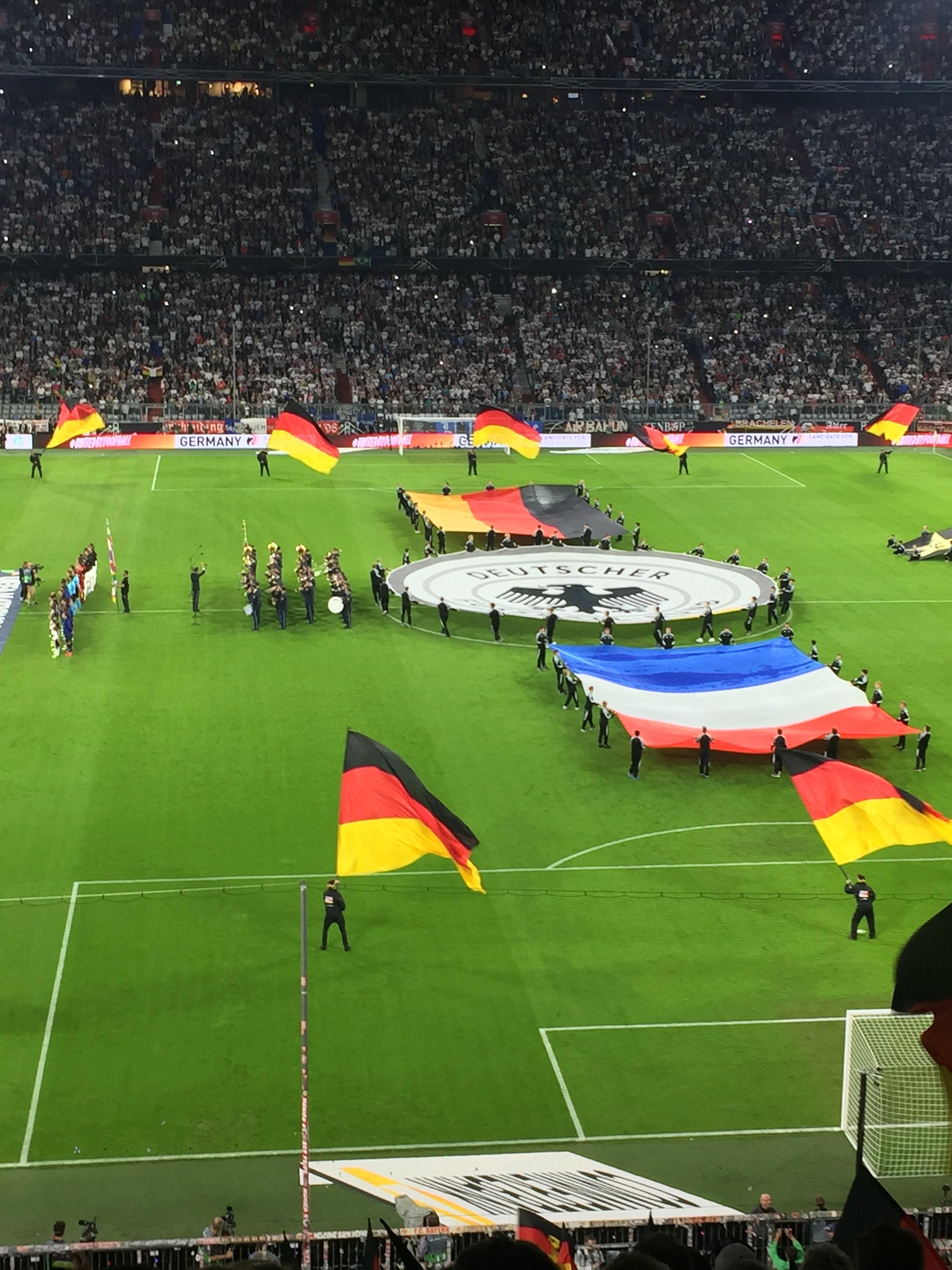 Deutschland Frankreich 6.9.18